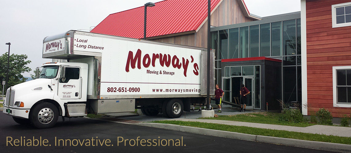Morway's Moving and Storage -